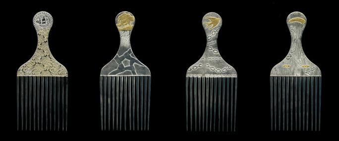 Handmade_African_'Afro'_Combs