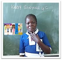 Kaddy Sanyang