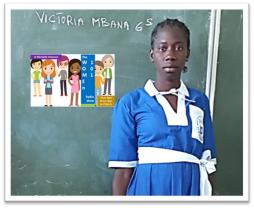 Victoria Mbana